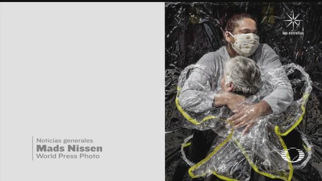foto de la pandemia ganadora del world press photo