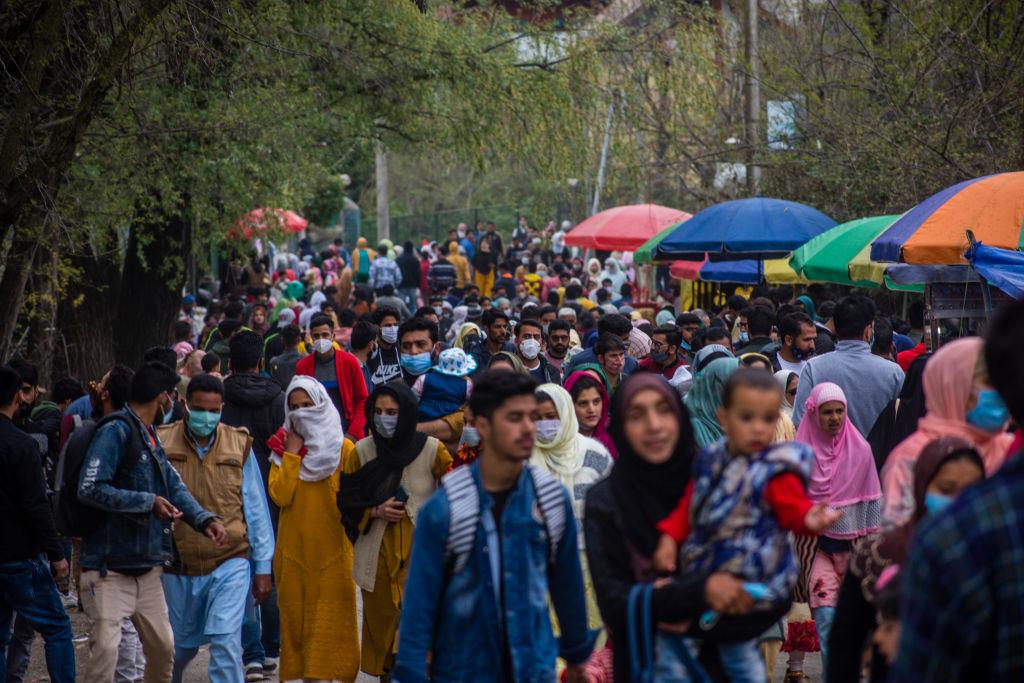 India, fotos, coronavirus, aglomeraciones, covid