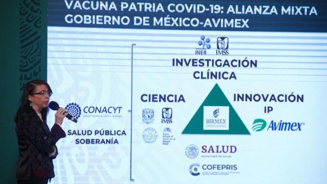 Inicia reclutamiento de voluntarios para Fase 1 de vacuna mexicana Patria contra COVID-19 en CDMX
