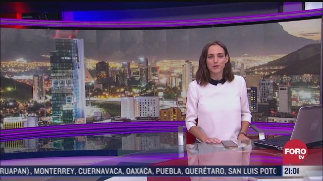 las noticias con ana francisca vega programa del 22 de abril de