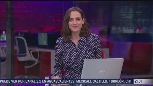 las noticias con ana francisca vega programa del 23 de abril de