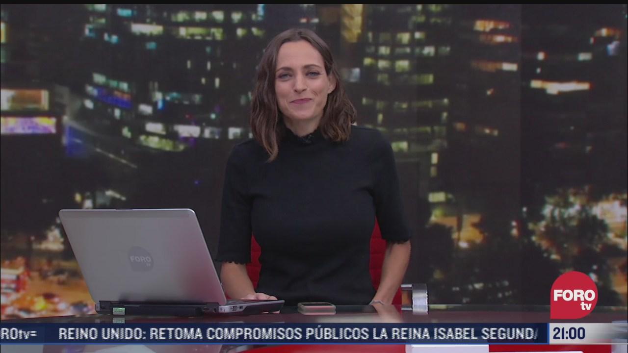 las noticias con ana francisca vega programa del 27 de abril de