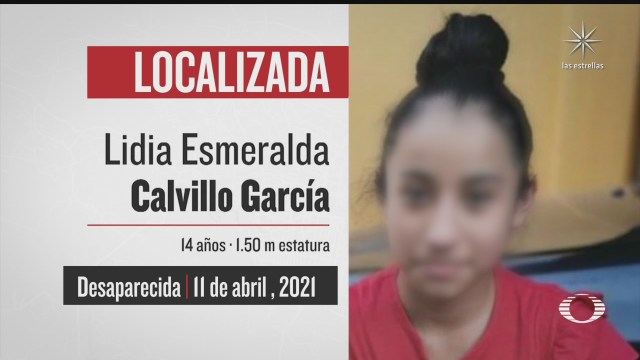 localizan en tamaulipas a joven presuntamente secuestrada en iztacalco