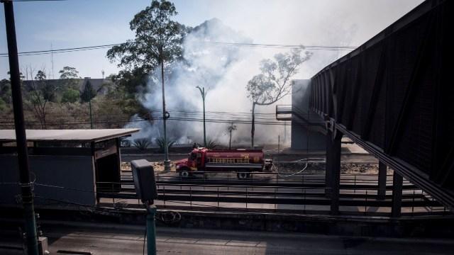 Más de 4 mil hectáreas han sido dañadas por incendios forestales en CDMX