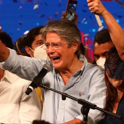 México felicita a Guillermo Lasso por ganar la presidencia de Ecuador