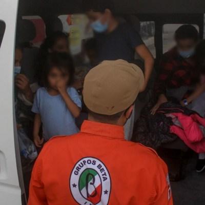 Rescatan-a-149-migrantes-que-viajaban-hacinados-en-Chiapas