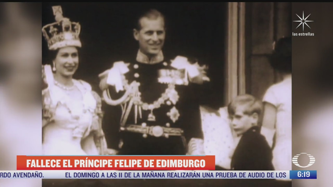 muere el principe felipe de edimburgo