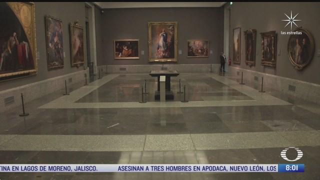 museos en el mundo retoman actividades tras un ano de crisis por covid