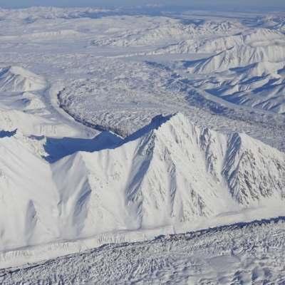 Oleada glaciar en Alaska es 100 veces más rápida de lo normal