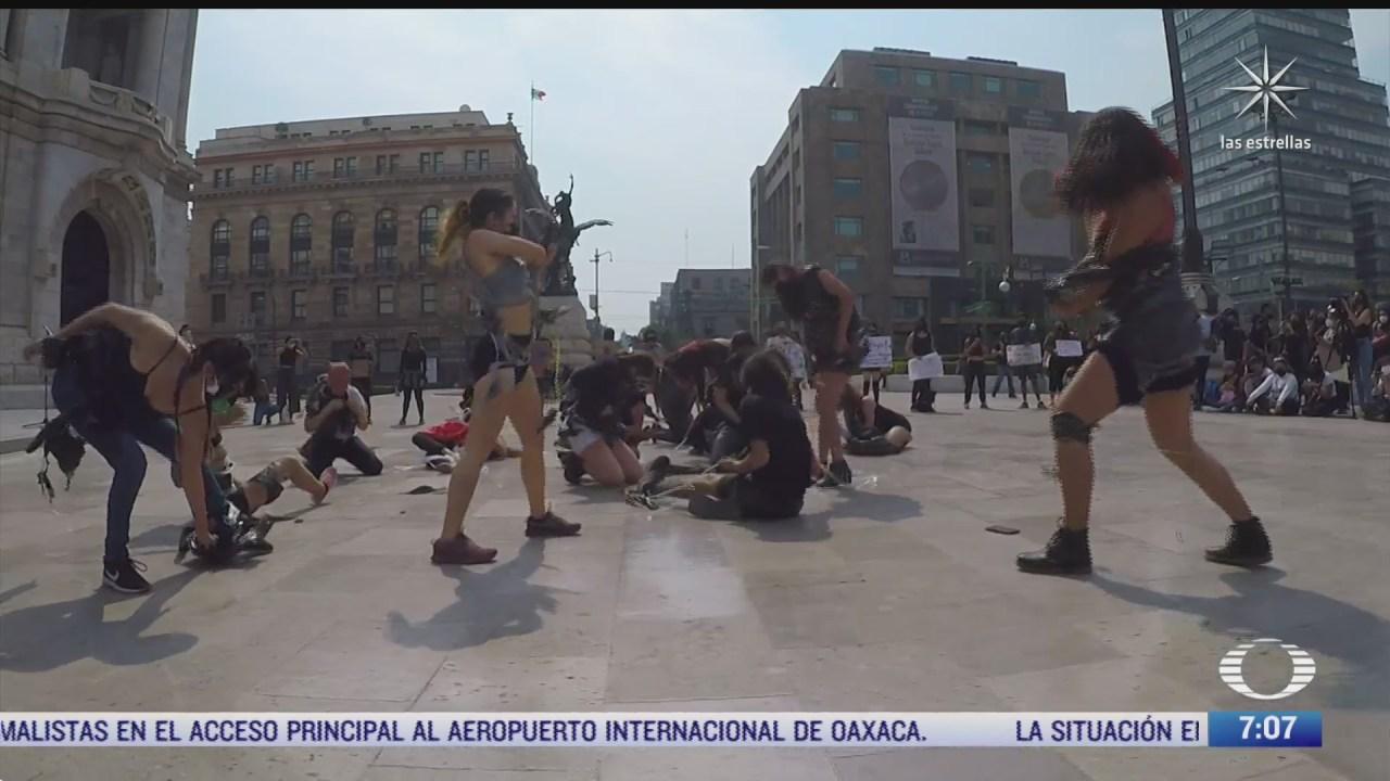 paro en la academia de la danza mexicana alumnas denuncian acoso