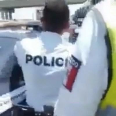 Video: Captan presunto abuso policial contra abuelito en Morelia, Michoacán