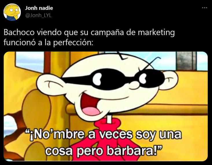 Memes Pollo a la Poblana de Bachoco