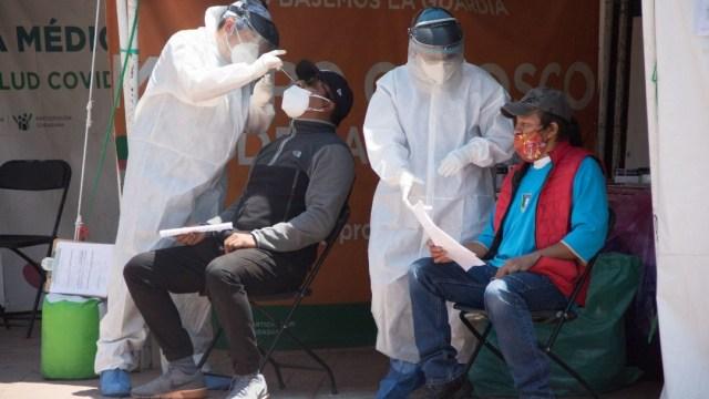 Mapa y casos de coronavirus en México del7-de-abril-2021