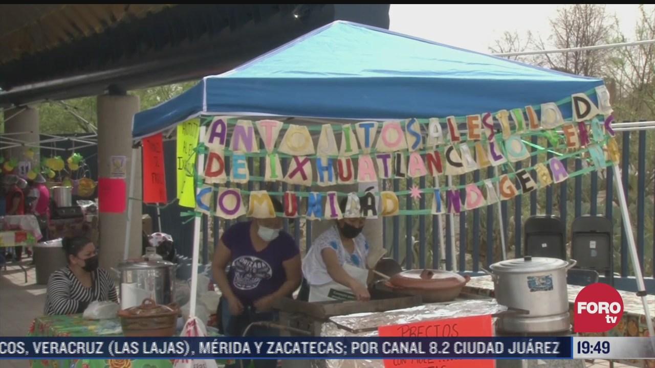 realizan festival del maiz en ciudad juarez