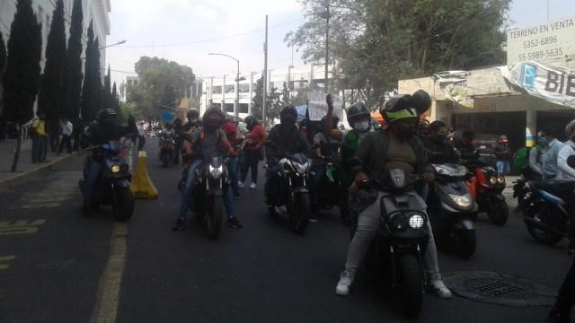 rodada motociclistas cdmx