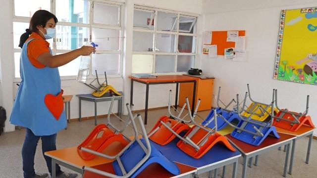 SEP analiza que regreso a clases presenciales sea en Agosto