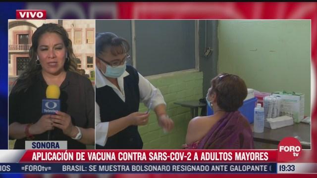 sonora ya vacuno al 35 de su poblacion adulta mayor