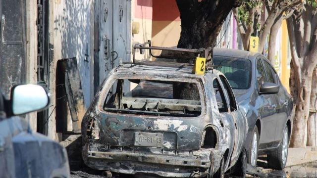 Violencia en Celaya, Guanajuato