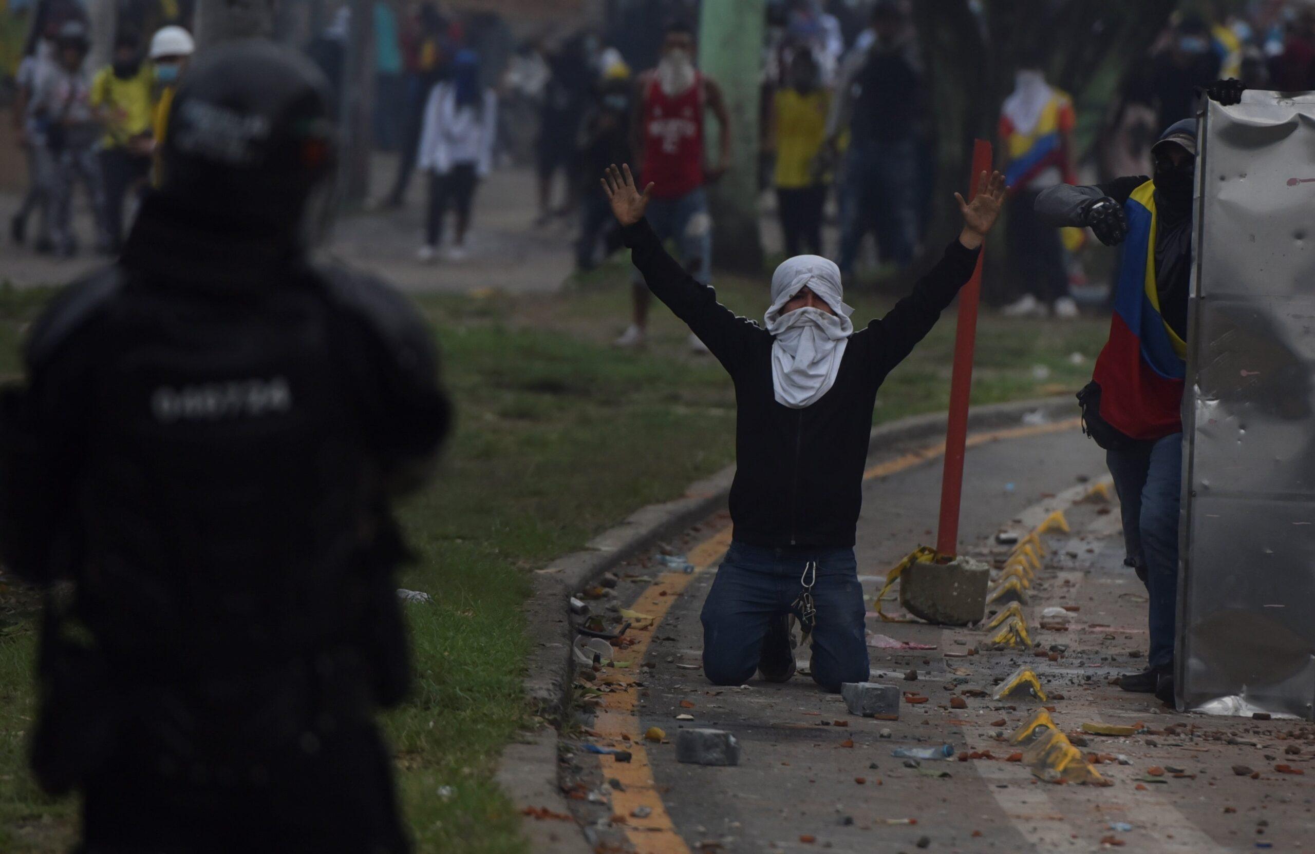 ¿Qué está pasando en Colombia 2021?