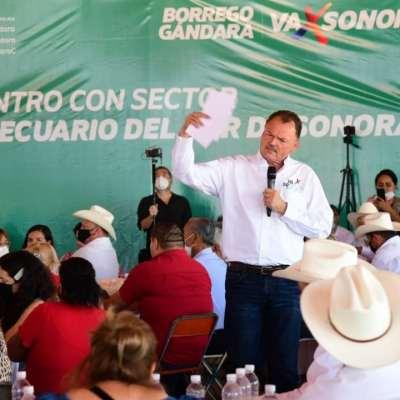 "Ernesto ""Borrego"" Gándara se compromete a devolver la grandeza al campo sonorense"