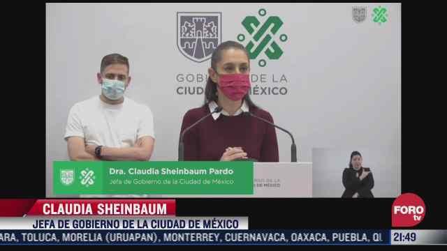 cdmx iniciara vacunacion del personal educativo