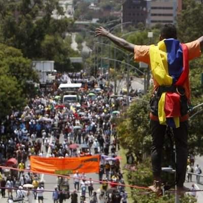 Colombia, devastada por las protestas y los efectos de la pandemia