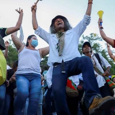 Colombia regresa a la calma tras protestas que Duque trata de apaciguar