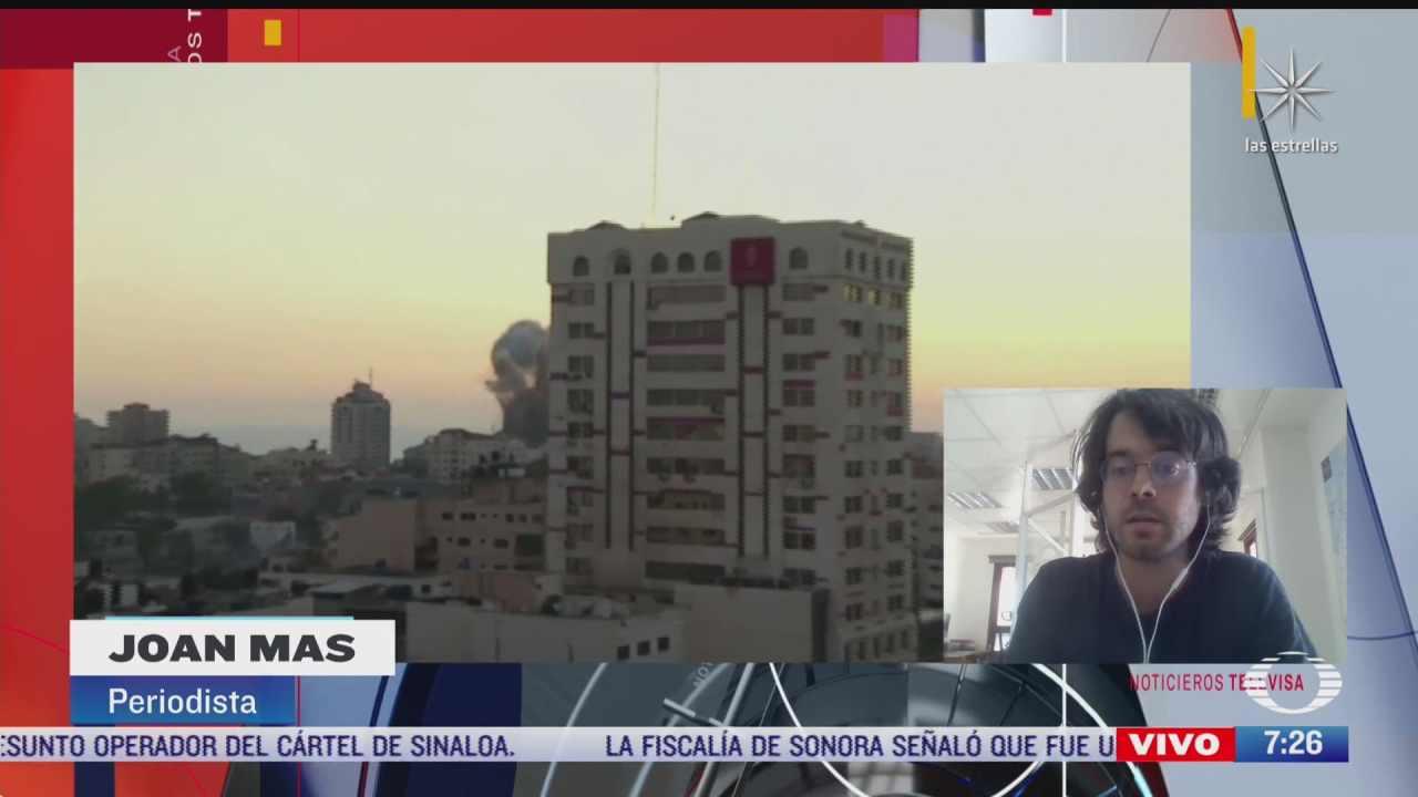 continuan los ataques israelies contra gaza
