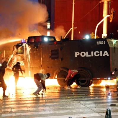 ¿Cuáles son los 7 puntos que piden los manifestantes de Colombia?