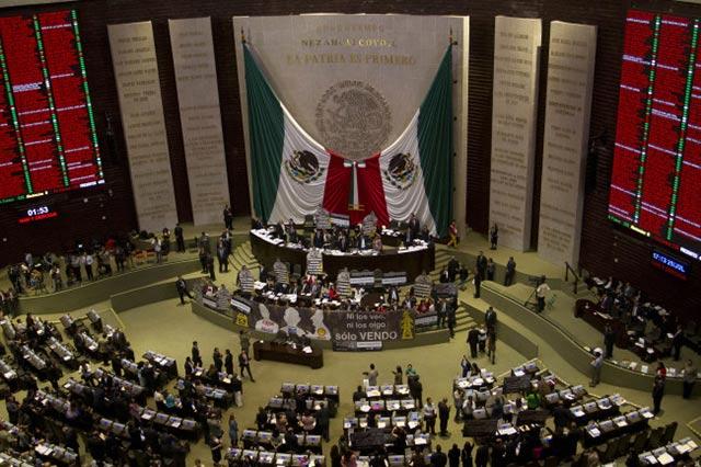 Cuanto gana un diputado en Mexico