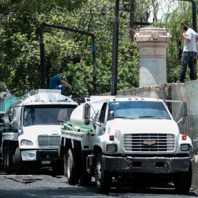 Anuncian nuevo corte de agua en el Valle de México