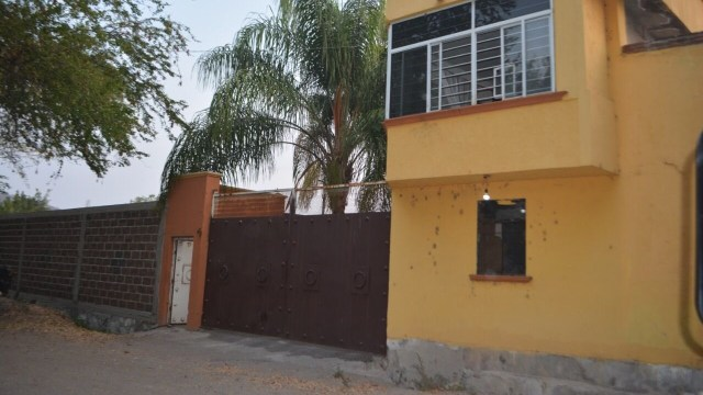 Detienen a cinco en Ayala, Morelos, tras cateo a rancho ligado al CJNG