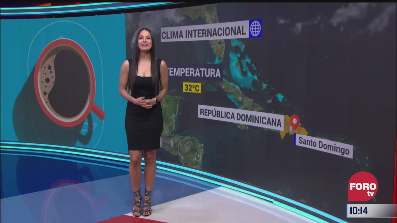 el climaenexpreso internacional del 3 de mayo del