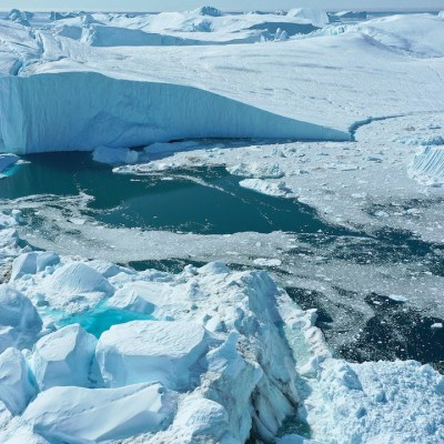 Groenlandia se derrita cada vez más rápido, advierten investigadores de Universidad de Darmouth (Getty Images)