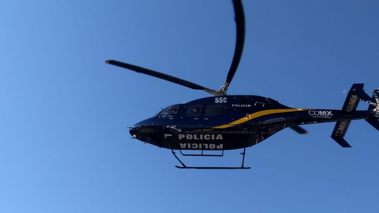 helicoptero condores