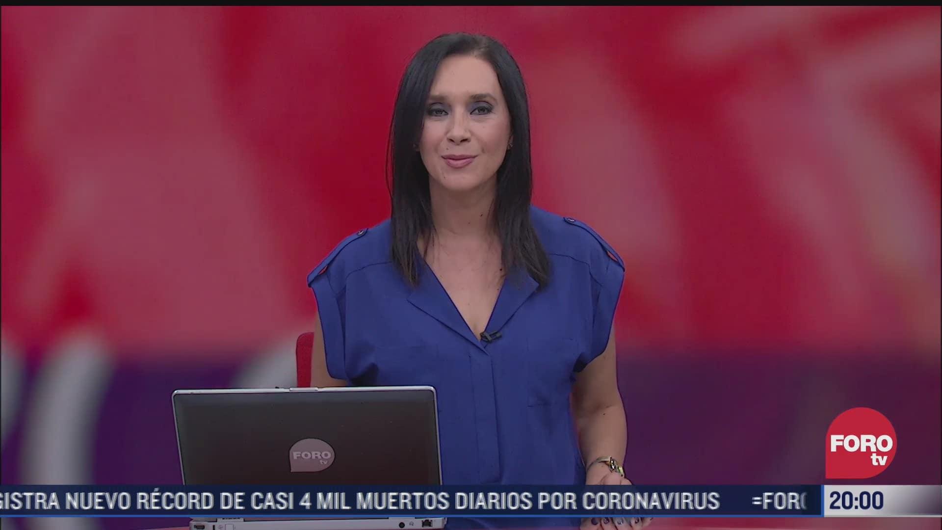 Las Noticias, con Karla Iberia: Programa del 7 de mayo del 2021
