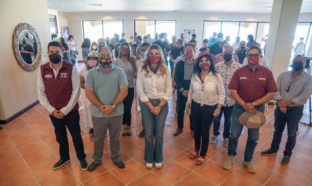 Marina Pilar Municipalización San Felipe