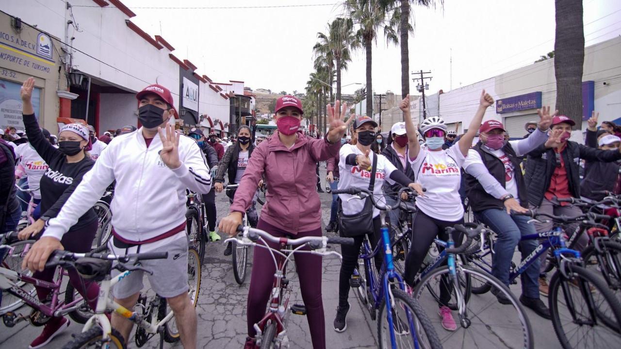 Marina del Pilar se compromete a combatir la obesidad infantil