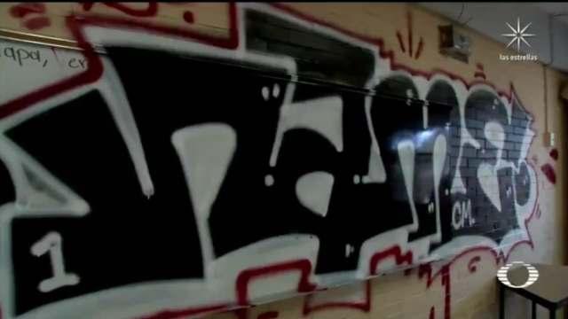 Más de 200 escuelas en CDMX han sido vandalizadas durante la pandemia
