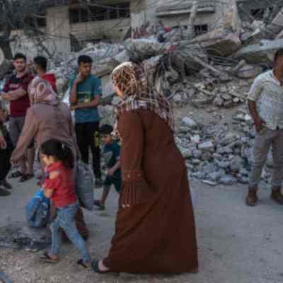 Menores de edad, las principales víctimas del conflicto Israel-palestino: UNICEF