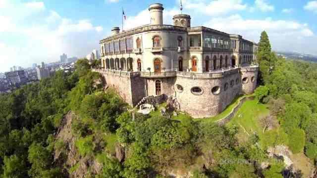 Museo Nacional de Historia del Castillo de Chapultepec reabre sus puertas al público