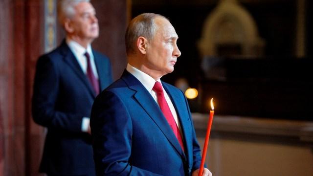 Putin expresa condolencias por accidente en la Línea 12 del Metro CDMX
