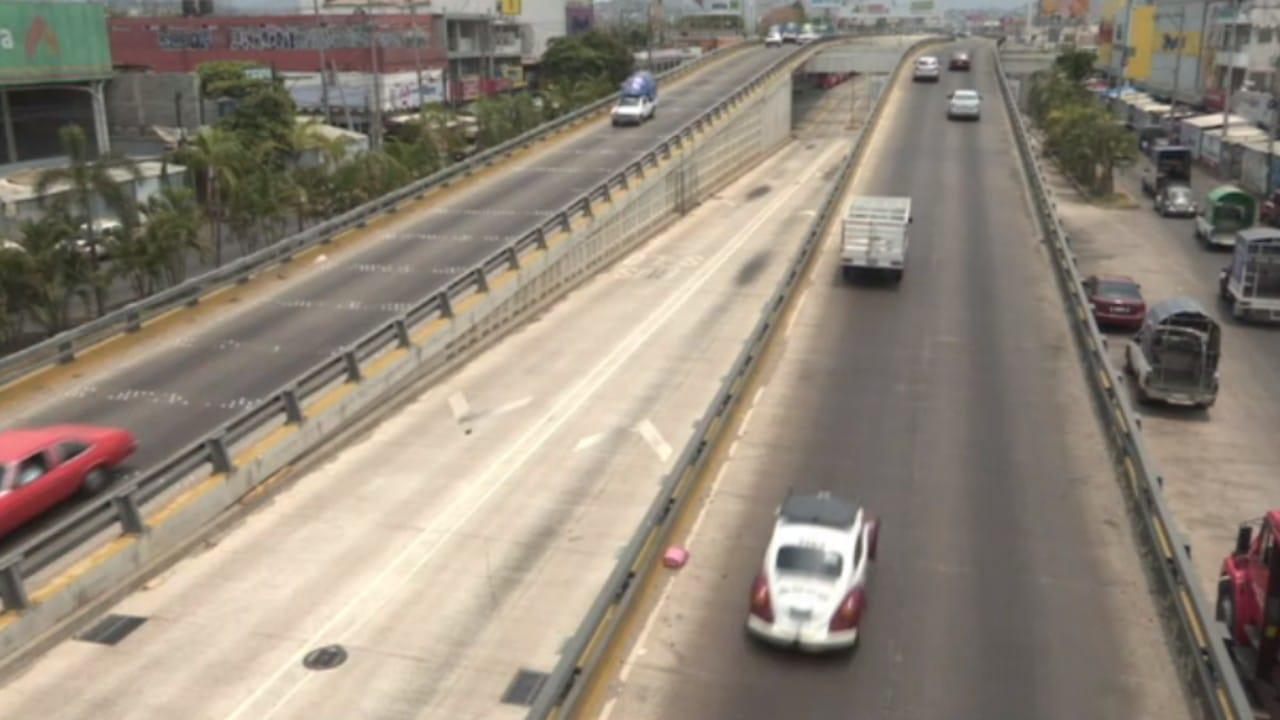 Revisarán puente elevado de Puerto Marqués tras colapso de línea 12 del Metro