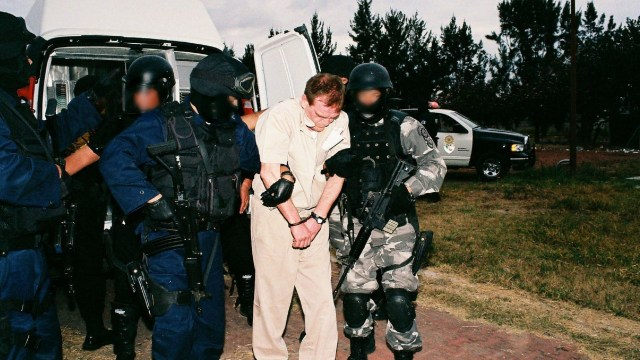Sale 'El Güero Palma' del Penal del Altiplano y lo trasladan a la CDMX