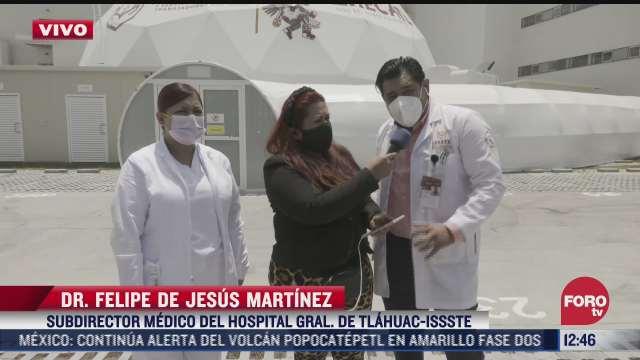 seis pacientes continuan internados en el hospital tlahuac tras accidente en l