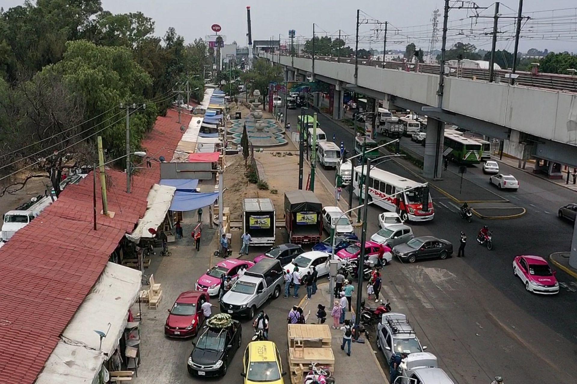 Linea 12, metro, Tláhuac, tramo colapsado, accidente