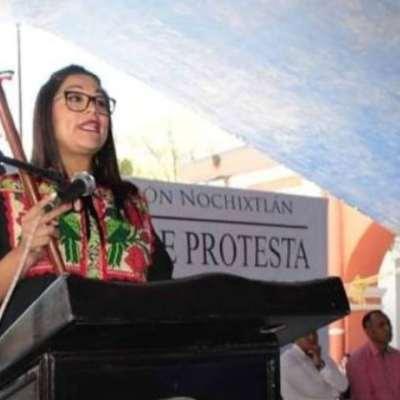 Trasladan a presidenta municipal de Nochixtlán a penal de Tanivet tras desaparición de activista