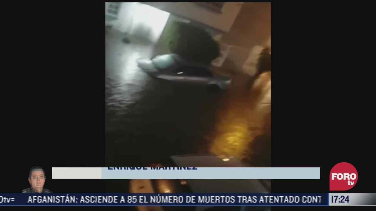 vecinos de atizapan lo pierden todos tras fuerte lluvias e inundaciones