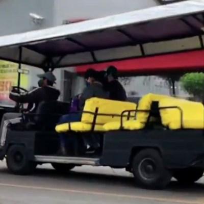 Vecinos de Tláhuac improvisan transportes para trasladar a afectados por accidente en Línea 12 del Metro CDMX