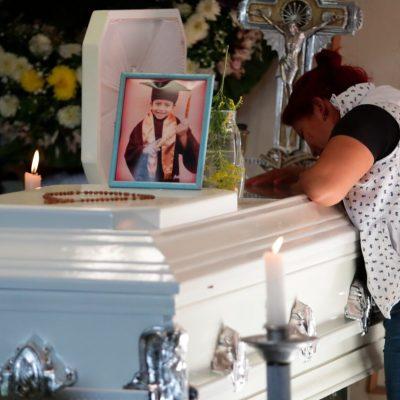 Mamá de Brandon presentará denuncia por homicidio doloso contra responsables del accidente de la línea 12 del Metro